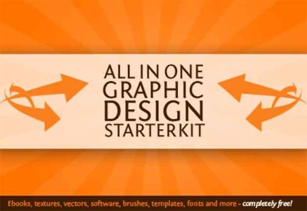 keperluan desainer grafis pemula
