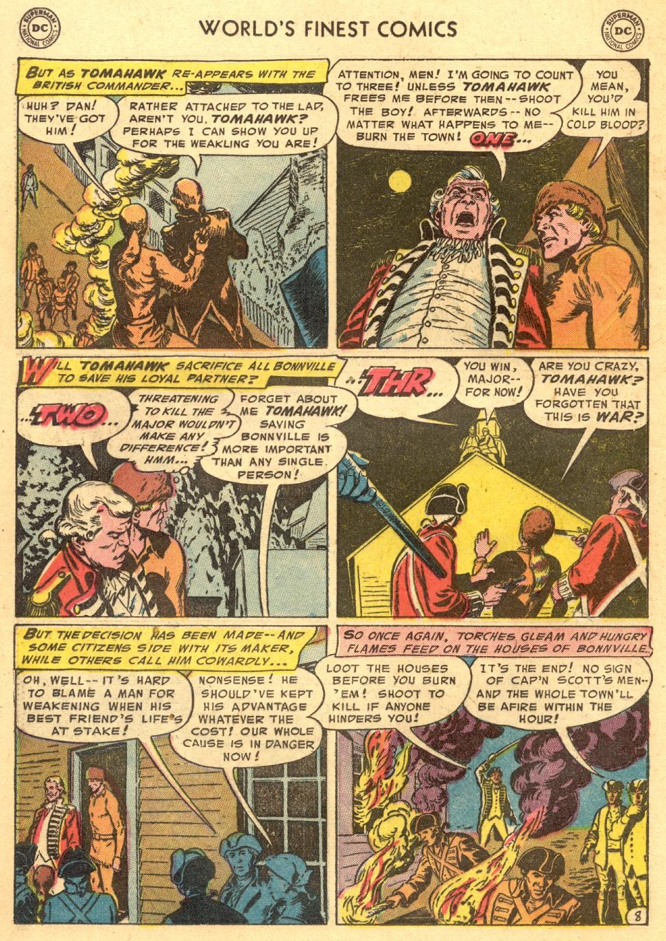 Read online World's Finest Comics comic -  Issue #70 - 44