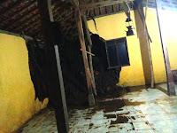 5 Rumah di Ngrayun dan Slahung Rusak Diterjang Tanah Longsor