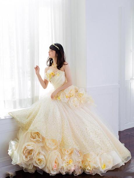 Amazing series Fancy Sasaki Nozomi wedding photo