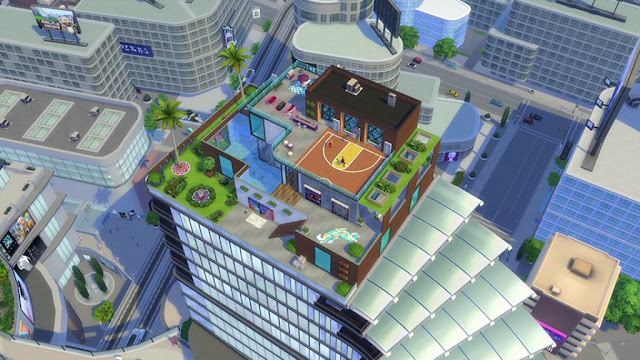 The Sims 4 City Living internal Torrent