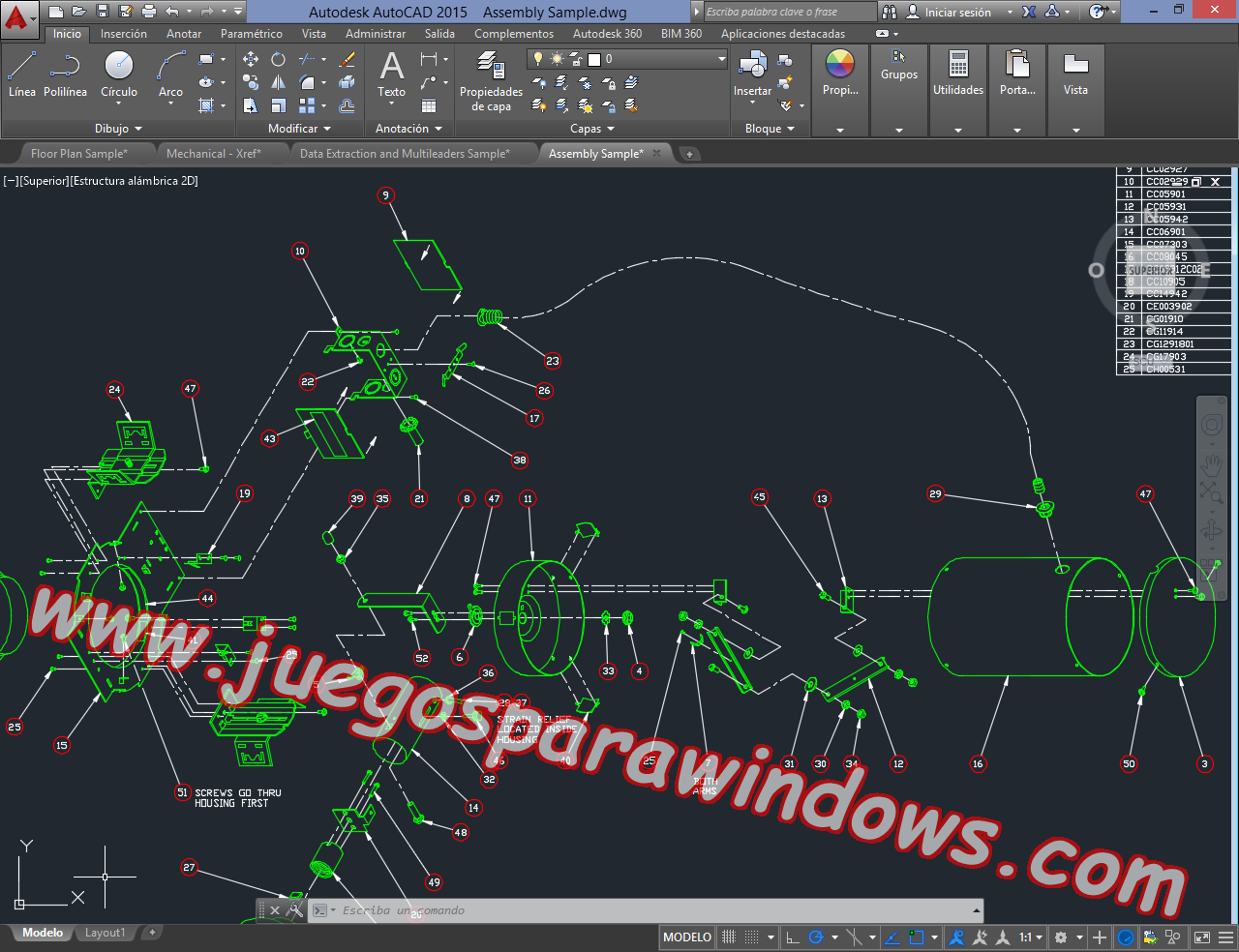 AutoCAD 2015 Full PC ESPAÑOL INGLES 32 y 64 Bits (XFORCE) 14