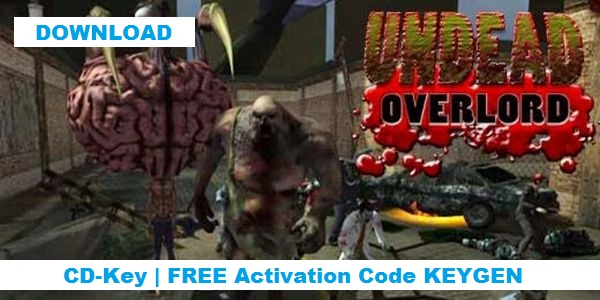 Undead Overlord free steam key