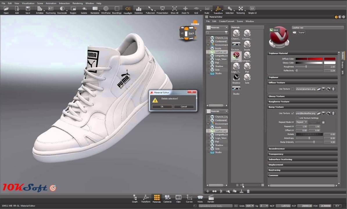 Download Autodesk VRED Design 2018 Offline Installer