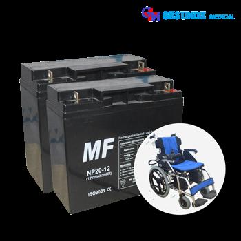Baterai Kursi Roda Elektrik (KY140LA-A)