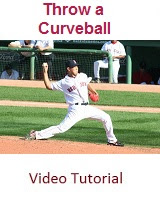 What's it mean to throw a curve ball?
