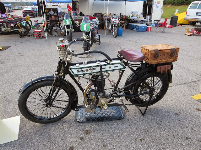 Rudge Multi motorcycle