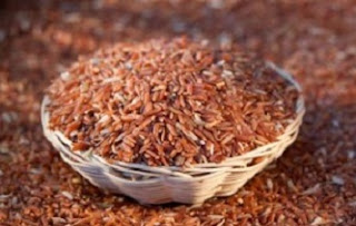 cara memasak beras merah agar enak, cara memasak beras merah dengan rice cooker, cara memasak beras merah menggunakan rice cooker, cara memasak bubur beras merah,