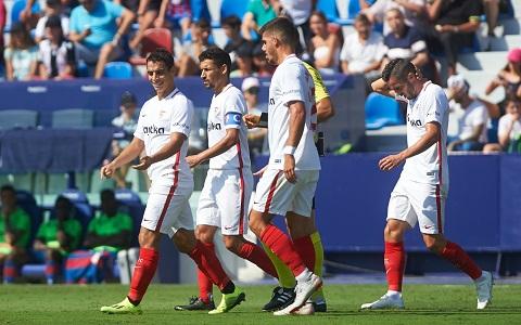 Sevilla sẽ không khó để đánh bại CLB Levante