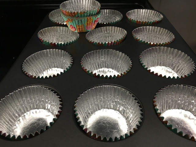 Best cupcake liners! Pattern Never Fades!