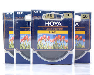 Filter Hoya CIR-PL 58mm