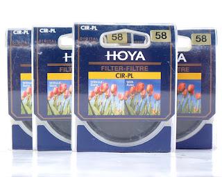 Filter Hoya CIR-PL 58mm