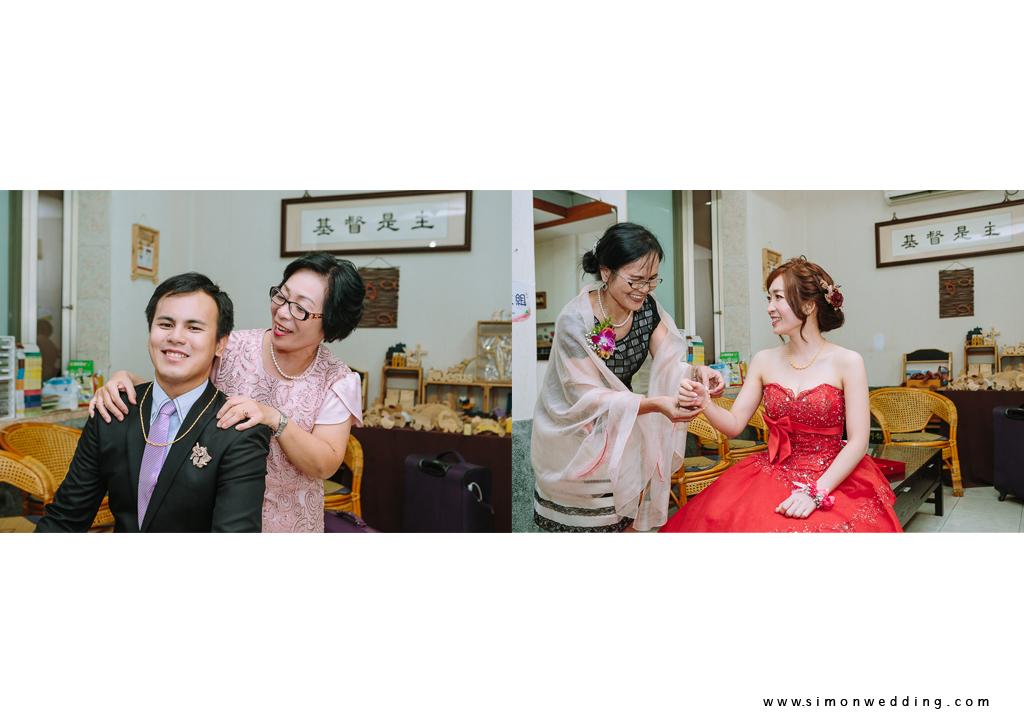 教會婚禮佈置