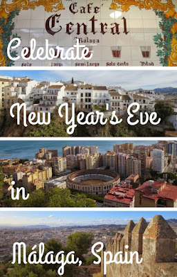 "New Year's Eve in Málaga, Spain - Celebrating ""Año Nuevo"" with A Week in Andalusia"