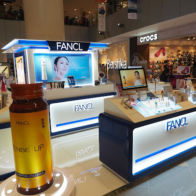 Fancl Tense Up Singapore review
