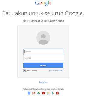 Cara Membuat Email yahoo dan google