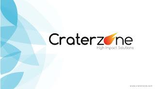 Craterzone Walkin Interview for Associate Software Developer Trainee