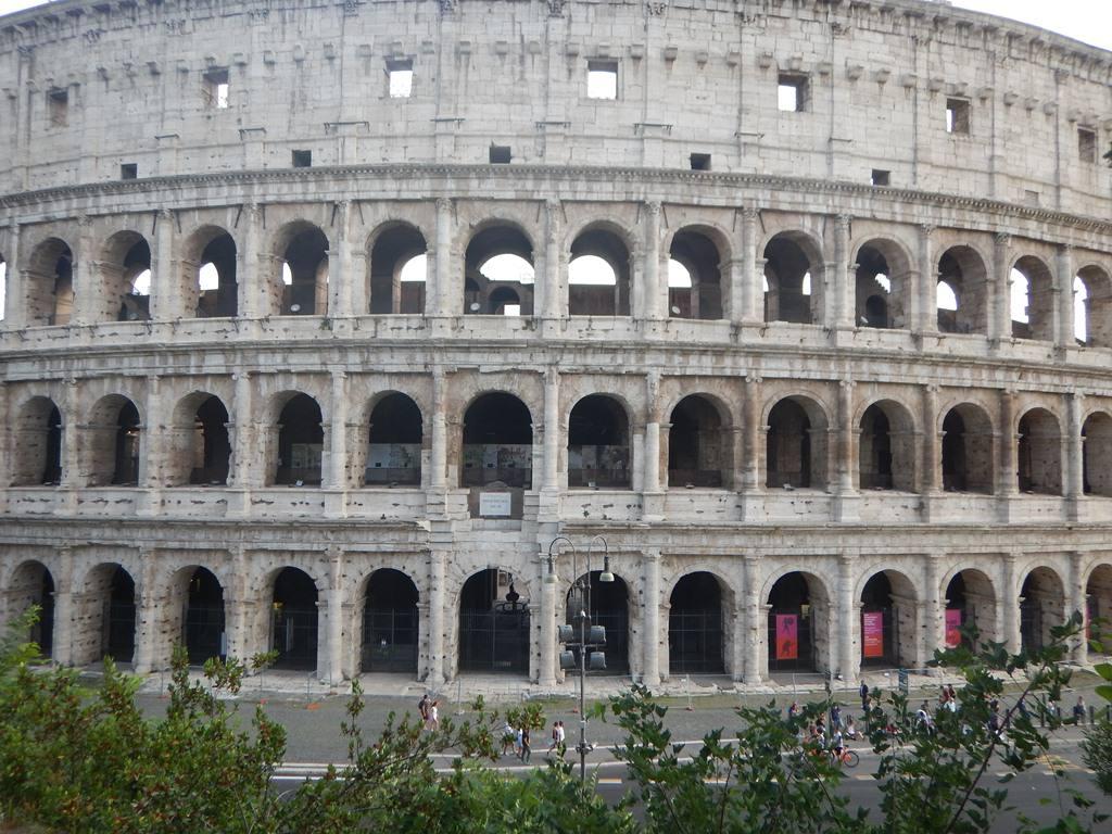 Coliseu em Roma