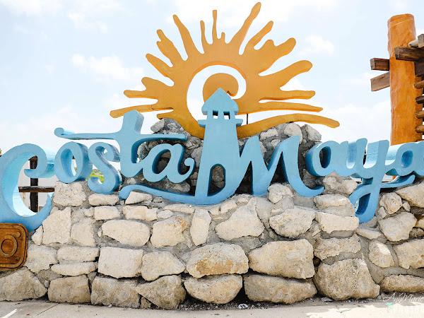 7 Things to do in Costa Maya, Mexico ~ #CruiseNorwegian
