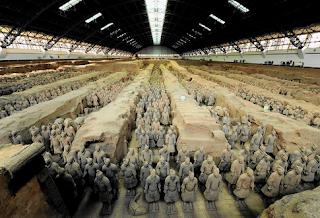 Ο διάσημος «Πήλινος Στρατός» στην Κίνα είναι δημιούργημα Ελλήνων γλυπτών