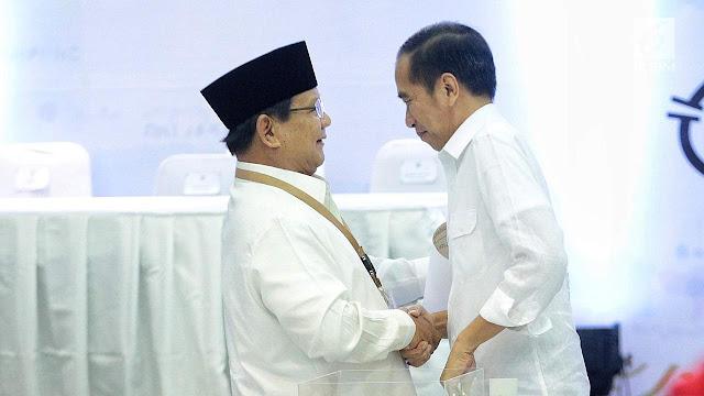 KPU Setor 20 Pertanyaan Debat kepada Jokowi dan Prabowo