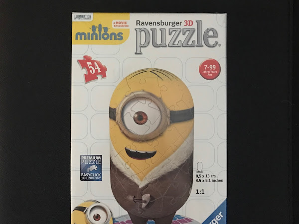 Blogging Conferences and Minions Puzzle Giveaway