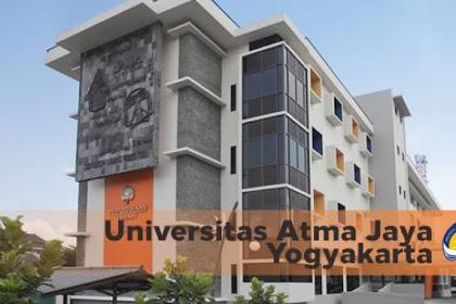 (2019) 18 Jurusan Di Universitas Atma Jaya Yogyakarta, Terbaru!