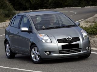 Toyota Yaris autobild