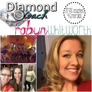 Robyn Whitworth diamond coach