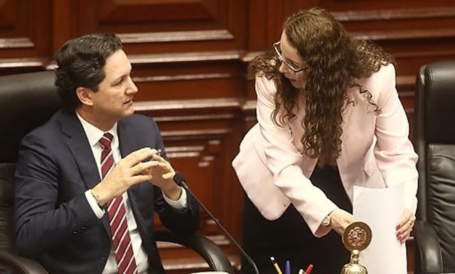 Daniel Salaverry y Rosa Bartra Barriga