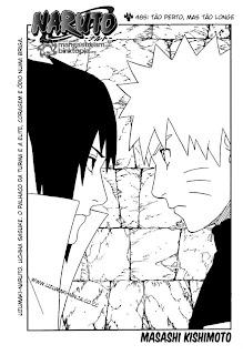Naruto Mangá 485 – (Leitura Online)