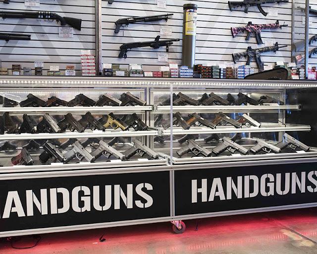Dicas de Las Vegas: Como funciona a compra de armas