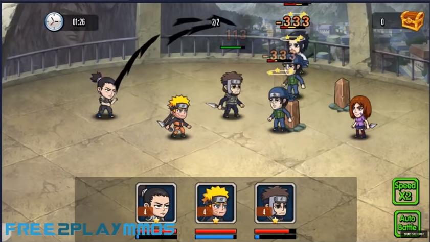 Game Mod Ninja Heroes Peatix
