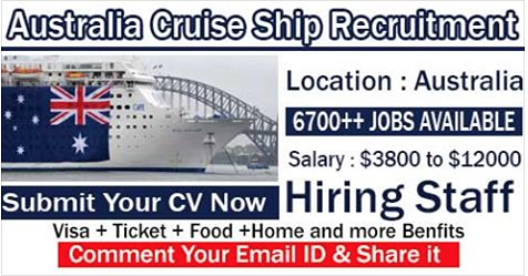 Cruise Ship Recruitment Agencies Fitbudhacom - Cruise ship recruitment agency