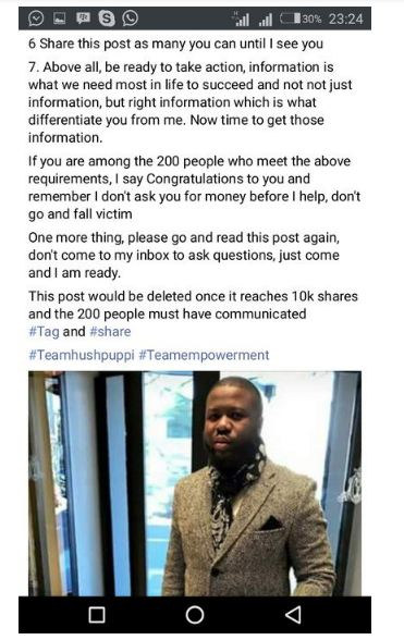 Could This Be How Hushpuppi Makes His Money? [See What He Posted]
