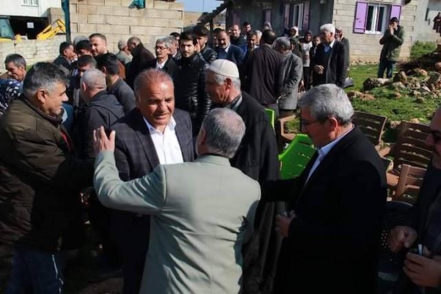 HDP Eş Başkan adayları ziyaretlerini sürdürüyor