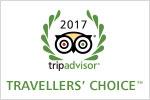 Travellers choice è il maggiore dei riconoscimenti che Tripadvisor possa conferire ad una struttura ricettiva in Italia e nel mondo