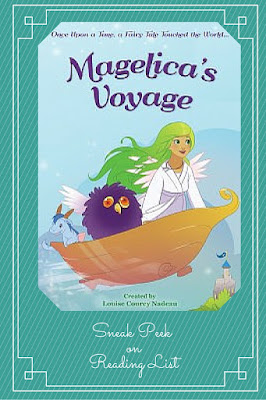 Magelica's Voyage  A Sneak Peek on Reading List