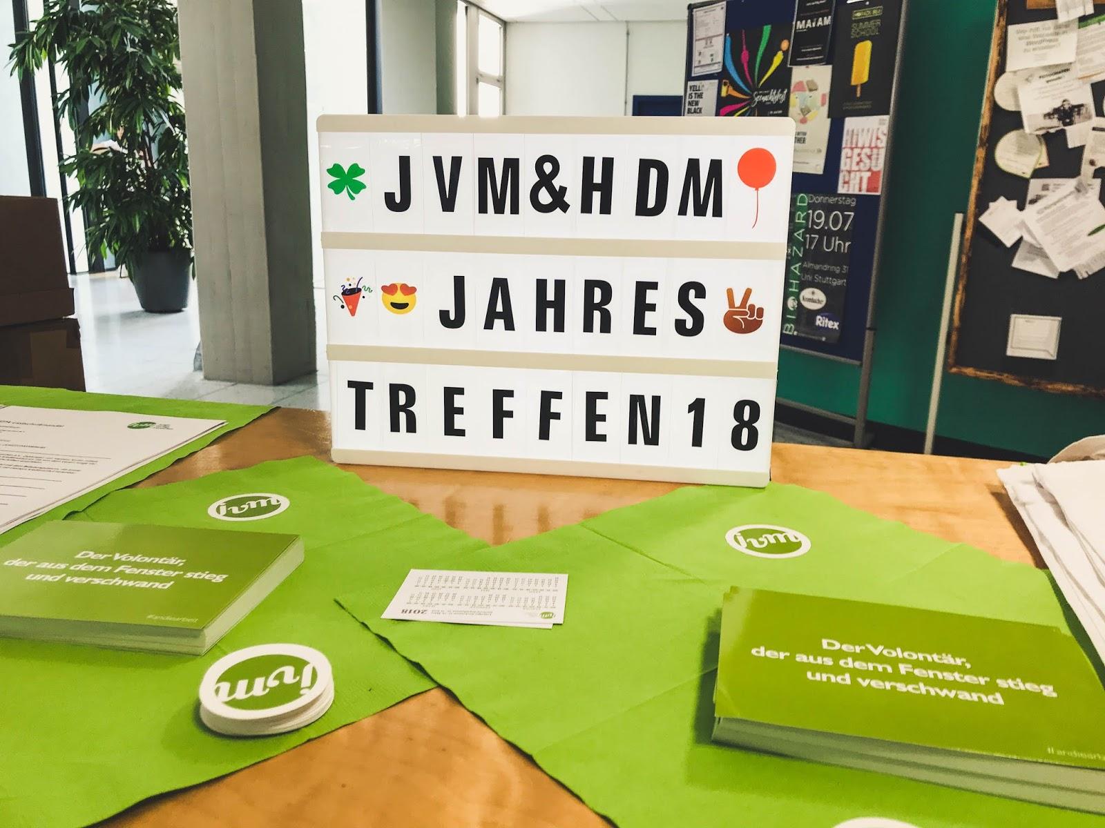 JVM, Junge Verlagsmenschen, HdM Stuttgart, Buchbranche, Verlag, Börsenverein