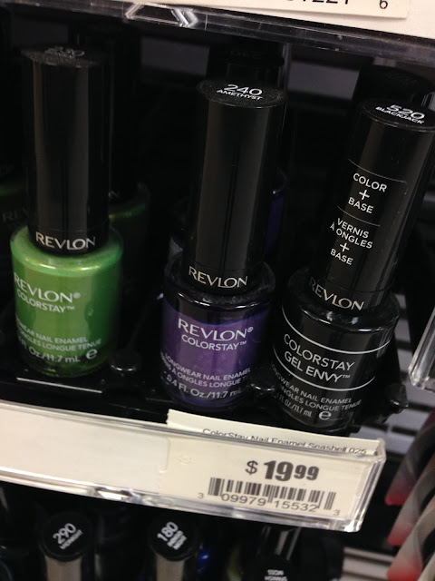 Revlon ColorStay Gel Envy Color + Base Polishes www.modenmakeup.com