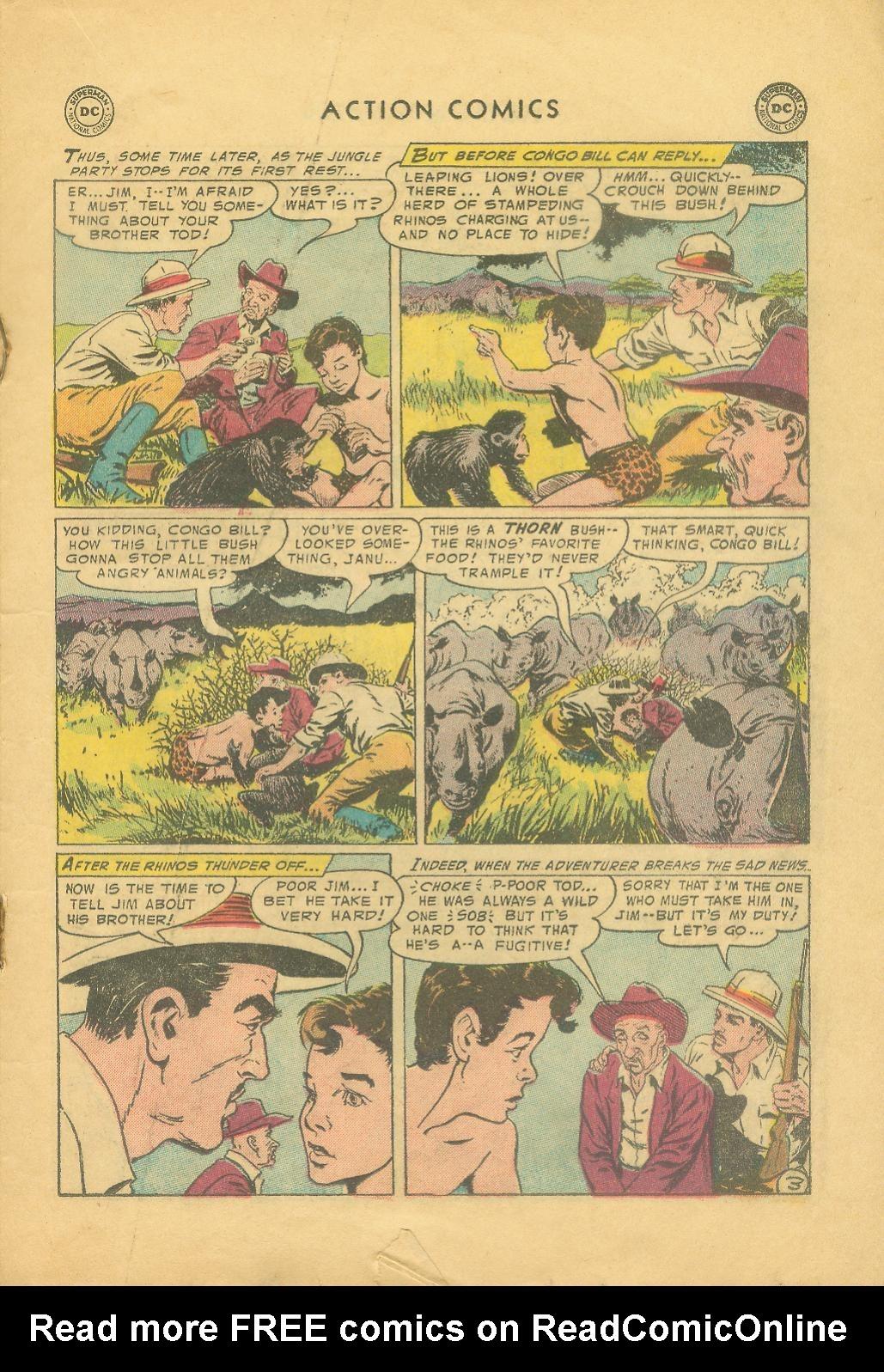 Action Comics (1938) 216 Page 19