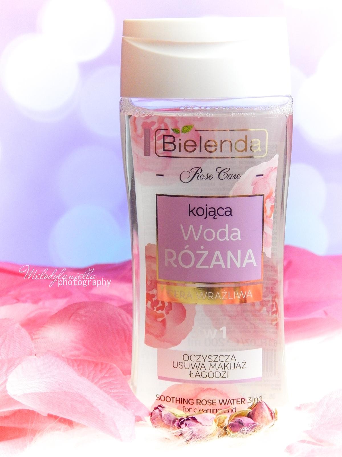 11 Bielenda rose care różany krem do twarzy recenzja kojąca woda różana 3w1 olejek różany do mycia twarzy produkty bielenda seria różana melodylaniella test produktów kosmetycznych ciekawe blogi lifestyle