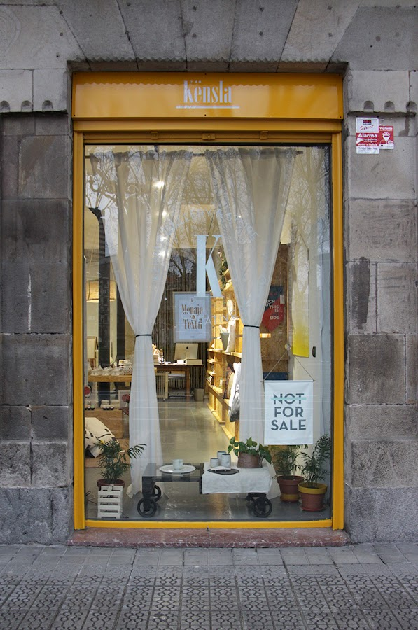 Tiendas bonitas: Tu cajón Vintage en Kensla11