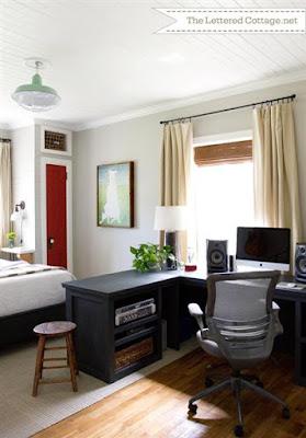 projeto quarto com closet e banheiro