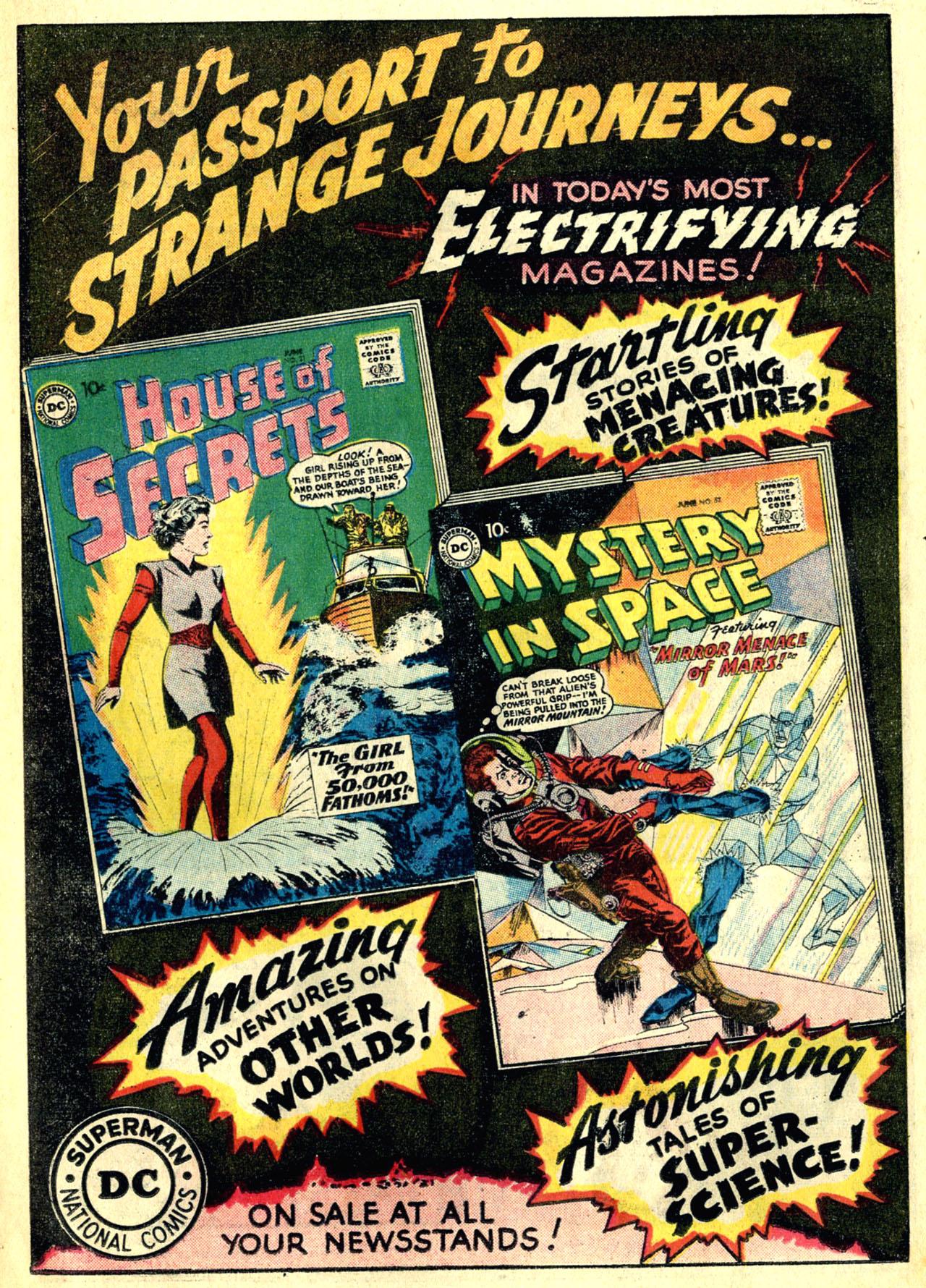 Read online Detective Comics (1937) comic -  Issue #268 - 15