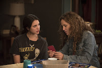 Amy Brenneman and Margaret Qualley in The Leftovers Season 3 (2)