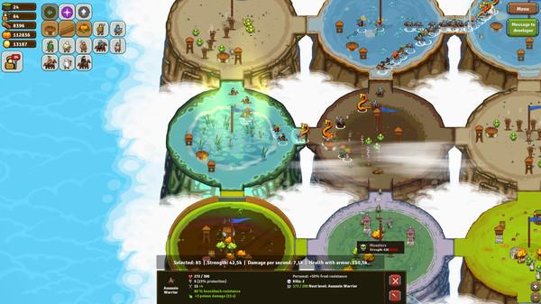 Circle Empires Rivals (2020) PC Full Español