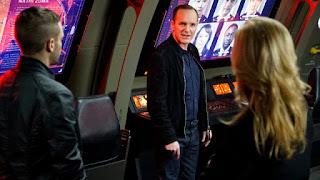 Agentes da S.H.I.E.L.D. - Episódio 12 da 3 ª  terceira temporada na Globo