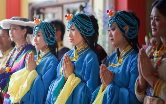 Losar 365 festivals everyday is a festival tibetan greeting sonam losar m4hsunfo