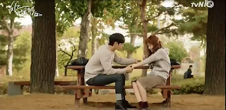 Sinopsis Drama Cheese In The Trap Episode 2